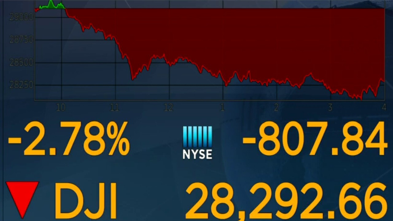 Market sell off: Will the Fed step in?