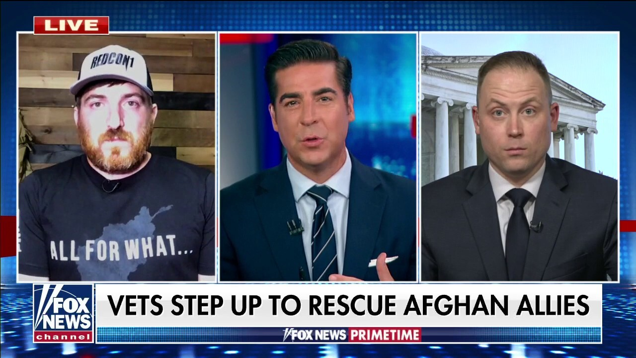 War veterans organizing charter flights out of Afghanistan