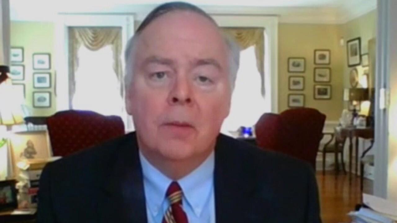 Craig Shirley: Biden endorsement of Georgia boycott 'unpresidential'