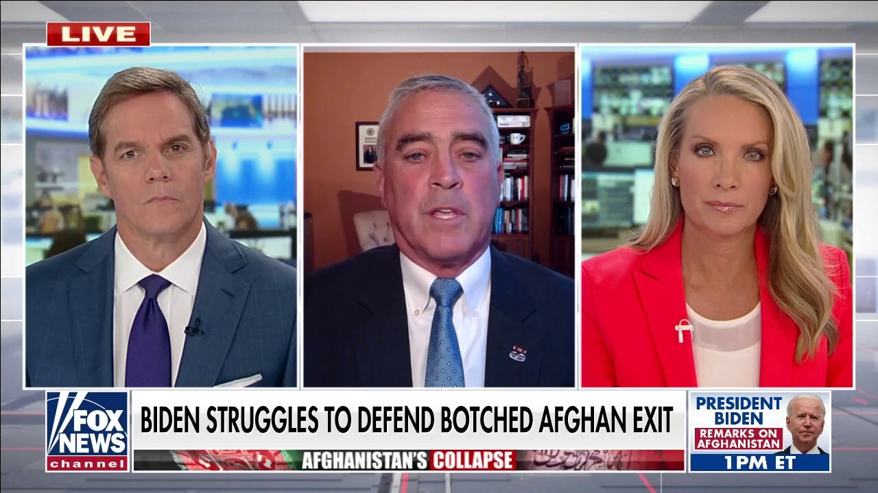 'We don't leave people behind, Americans are upset' at Afghanistan collapse: Rep. Wenstrup