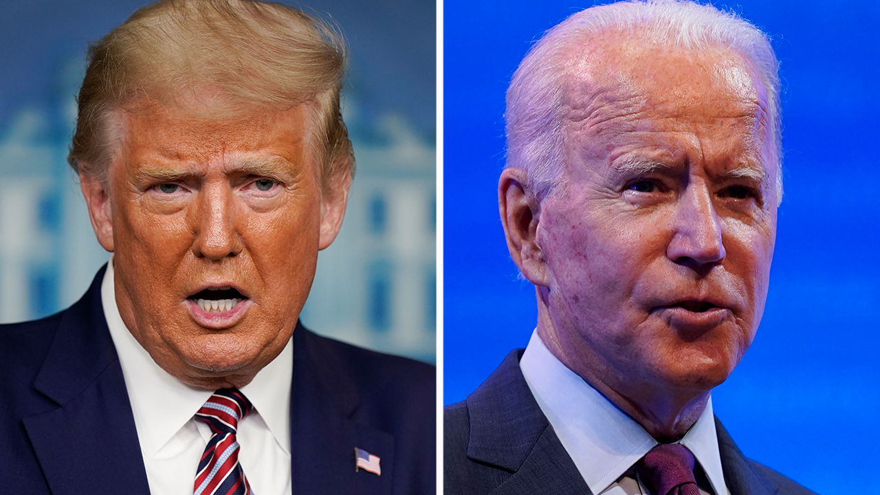 President Trump, Biden trade insults ahead of first debate