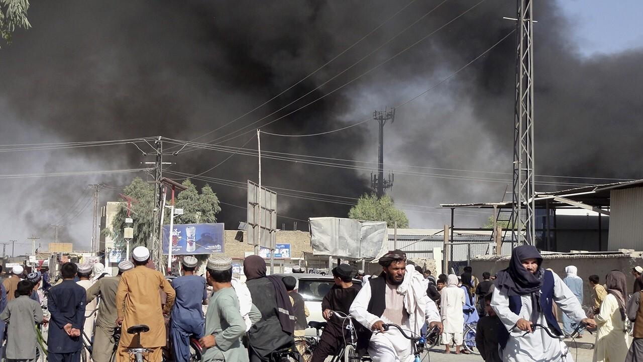 DOD: Drone kills 2 terrorists, injures 1
