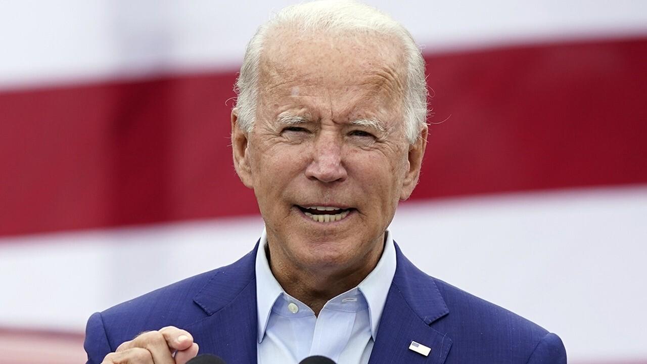 Tom Bevan reacts to Biden closing gap on handling economy