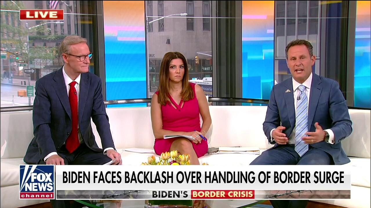 'Fox & Friends' hosts on Texas residents facing worsening border crisis
