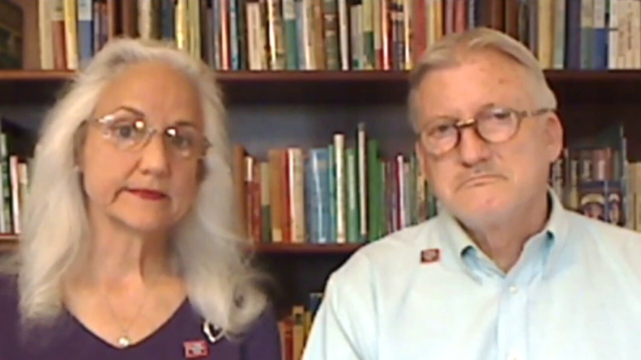 Parents of journalist kidnapped in Syria plead for President Trump to secure son's release