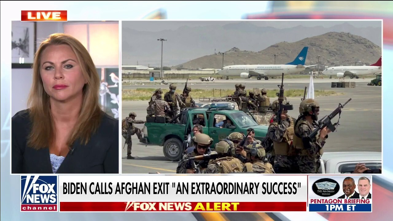 Lara Logan: Why Biden's withdrawal collapsed the Afghan army