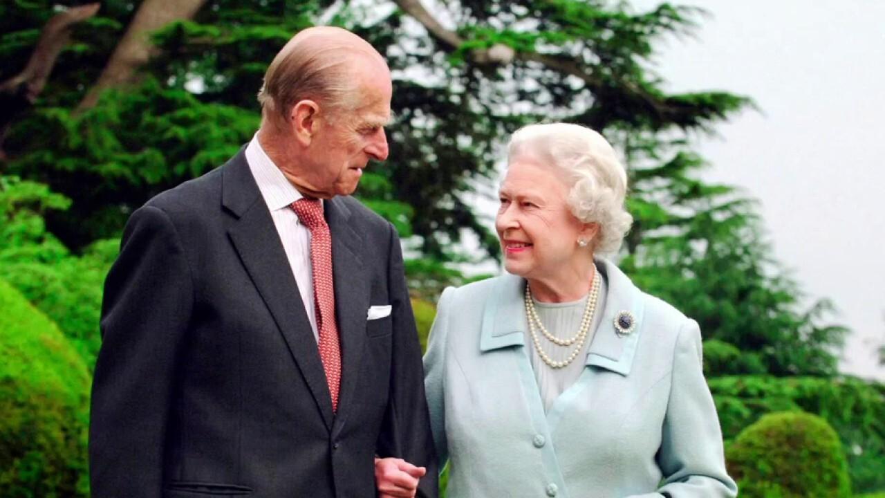 Prince Phillip dies at age 99