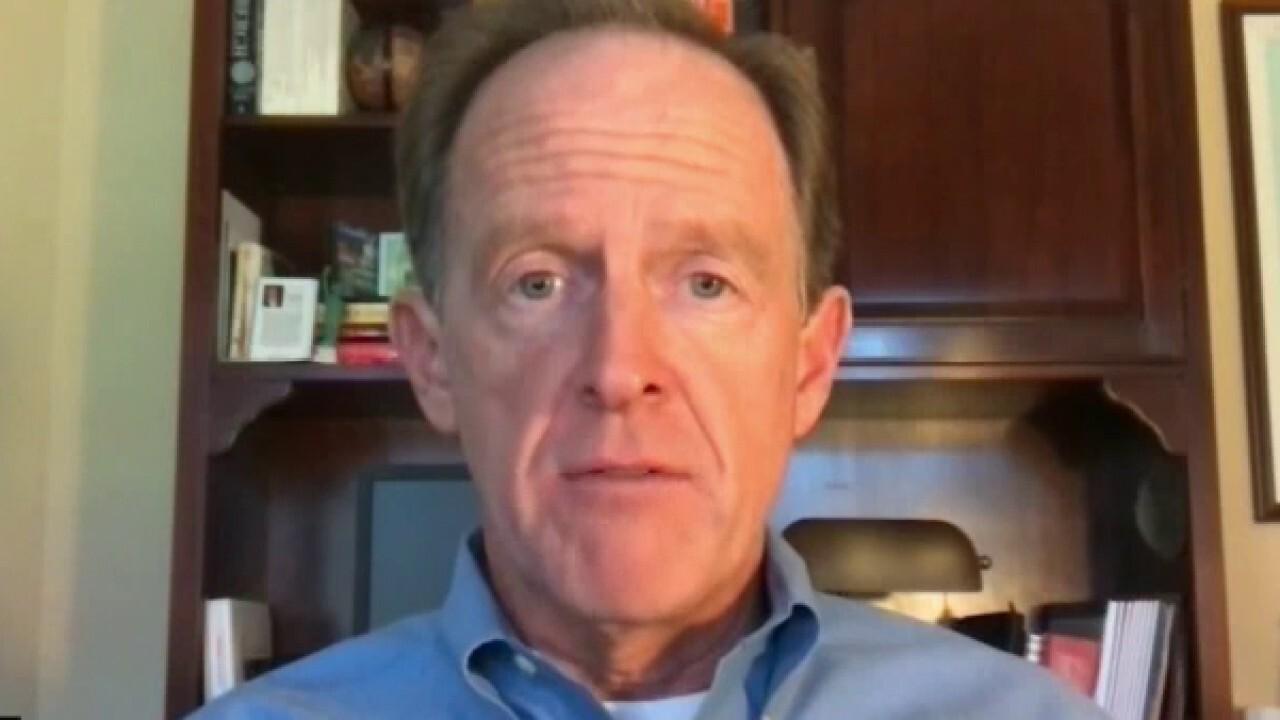 Sen. Toomey signals potential election recount in Pennsylvania