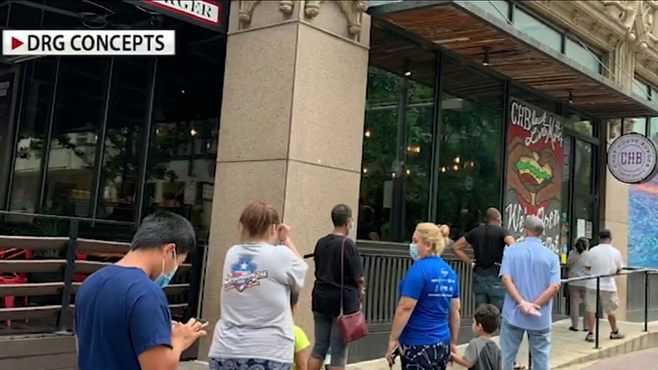 Dallas community kitchen serving hundreds of meals a day to laid off workers