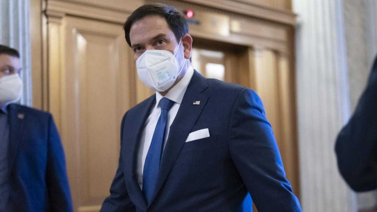 Marco Rubio, GOP senators make push to ban court packing