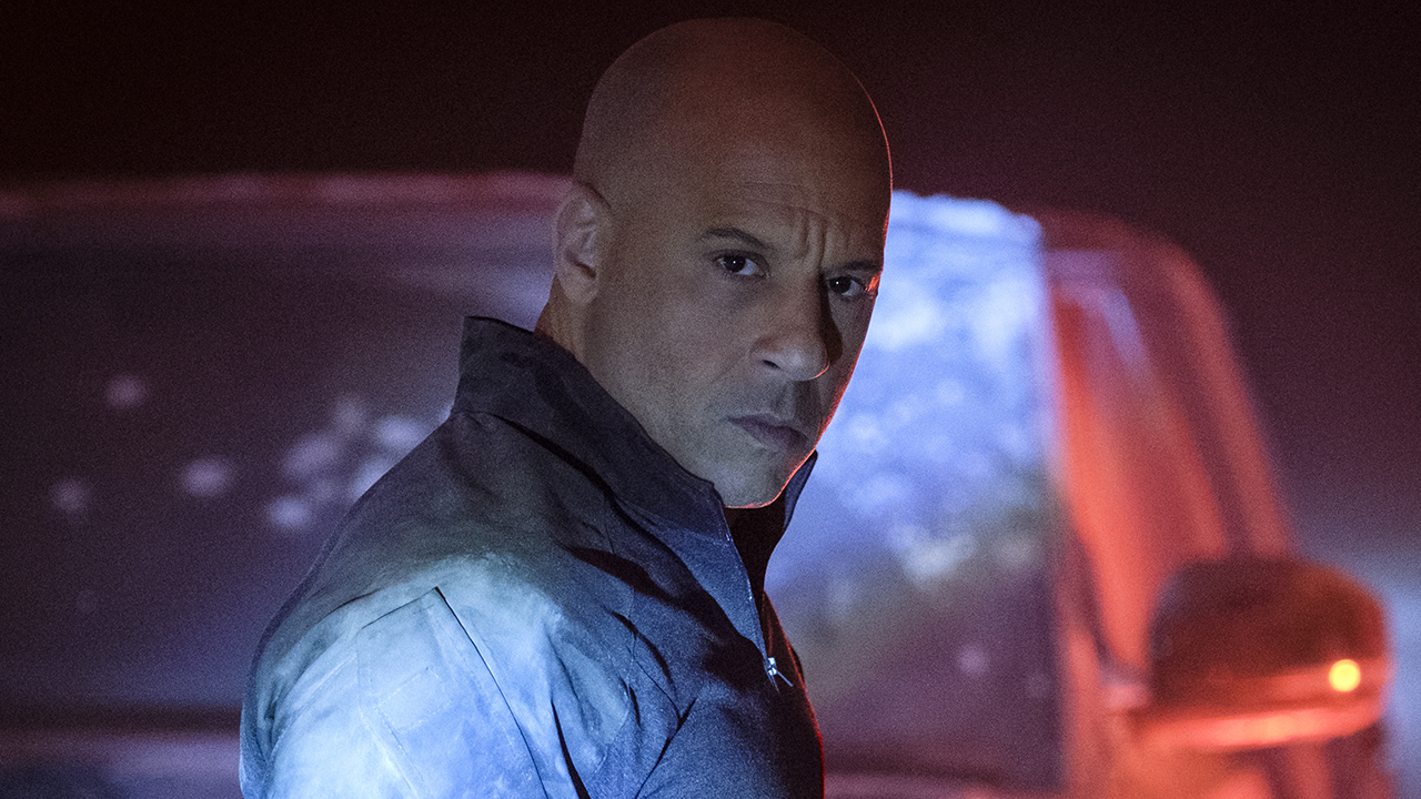 Vin Diesel talks new movie 'Bloodshot' and starring as a superhero for the first time on the big screen