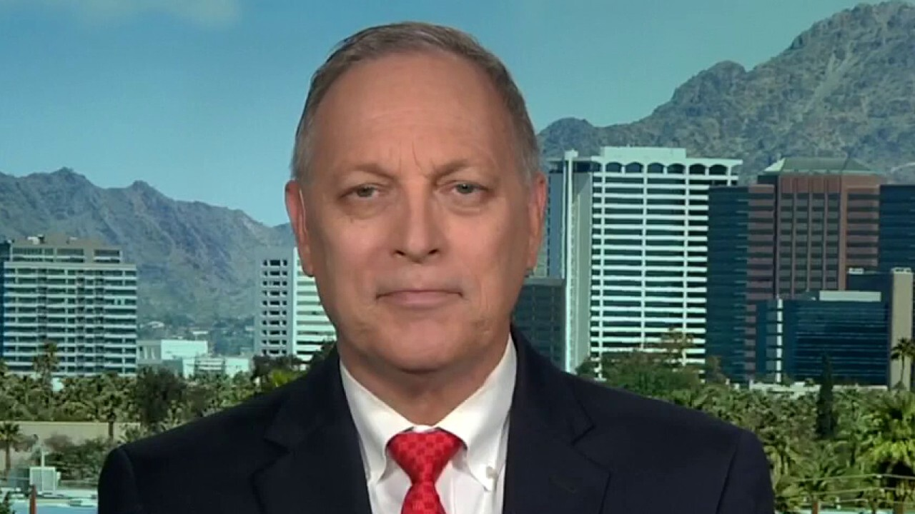 Andy Biggs defends Trump over fallen soldiers report: 'I don't believe a word of it'