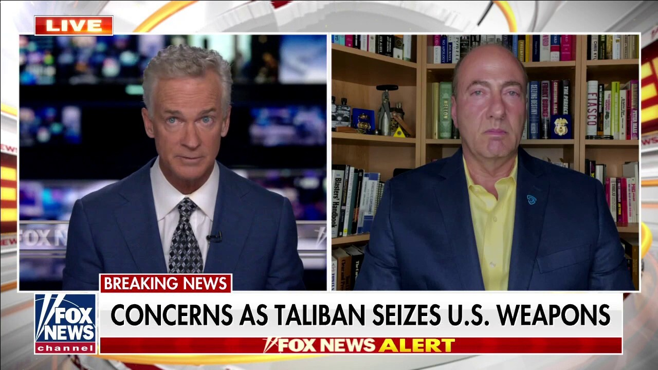 Weapons expert highlights concern with Taliban seizure of US equipment