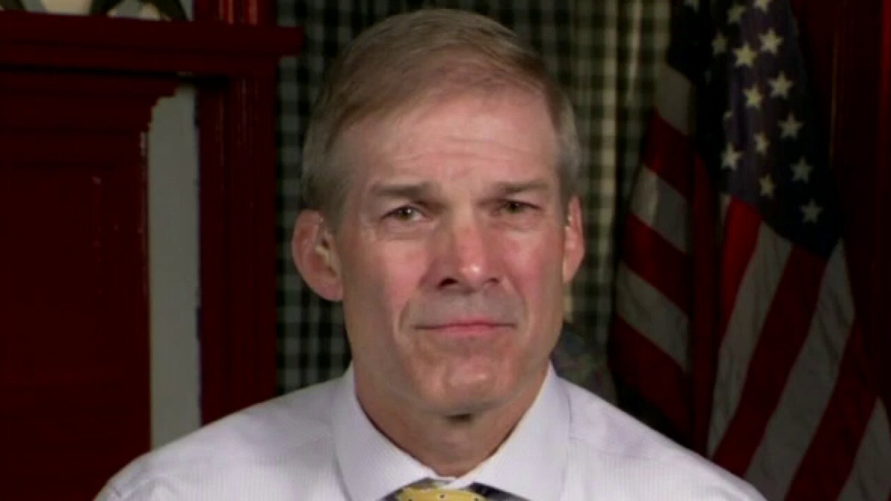 Rep. Jim Jordan: 'Let's focus, first and foremost, on getting them to safety'