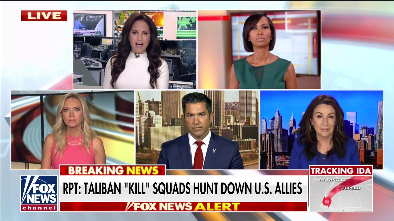Sean Parnell: Biden administration 'not focused on a responsible drawdown in Afghanistan'