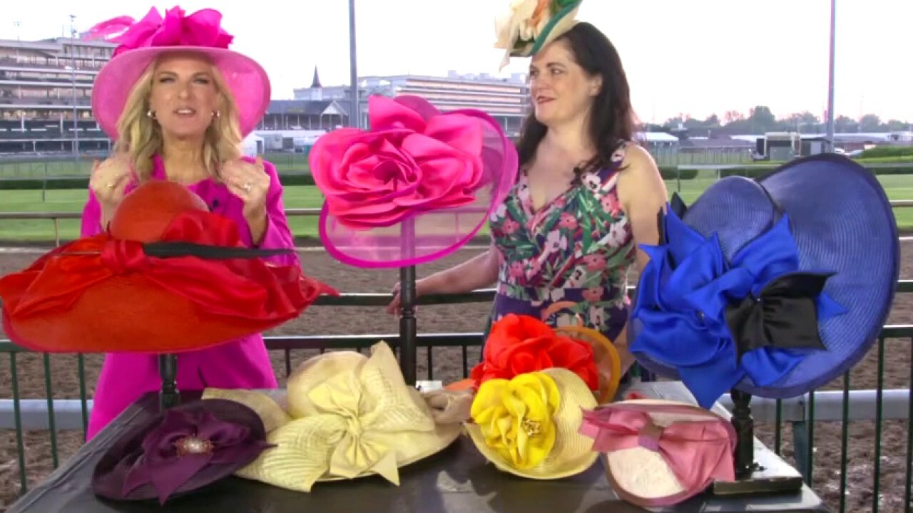Janice Dean counts down to Kentucky Derby 147 with official hat maker