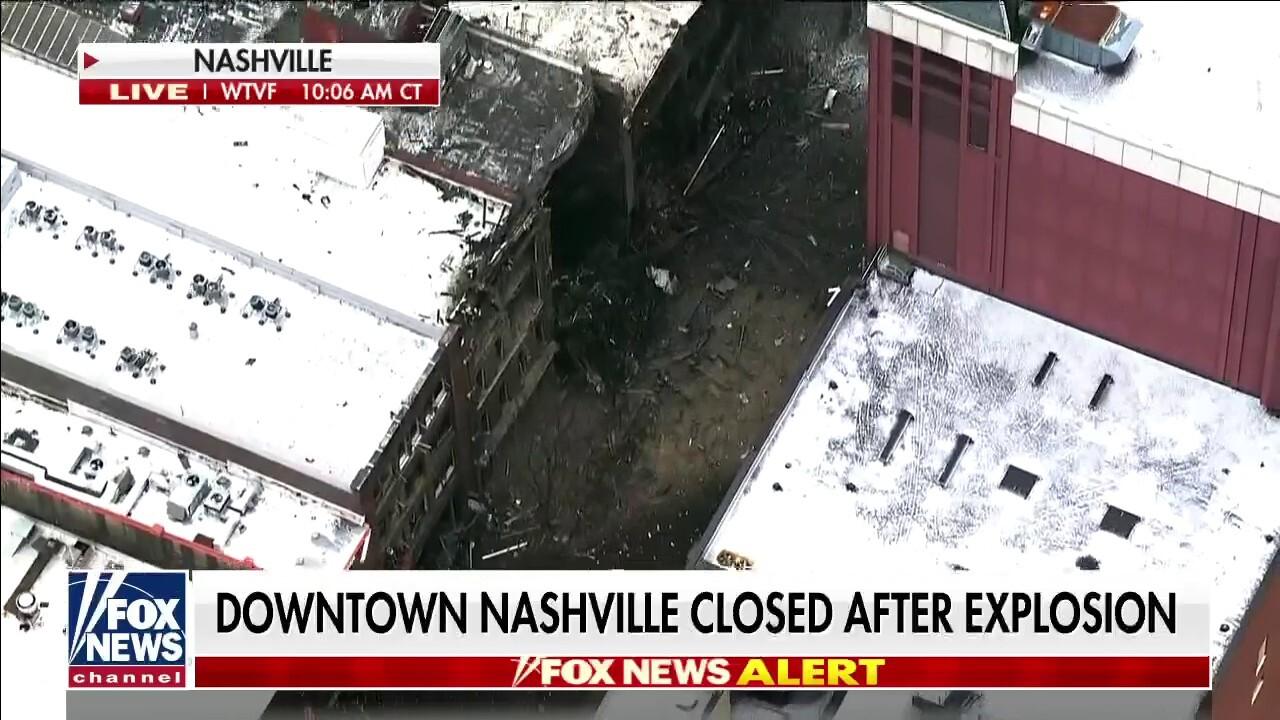 Former U.S. Attorney Guy Lewis on Nashville explosion
