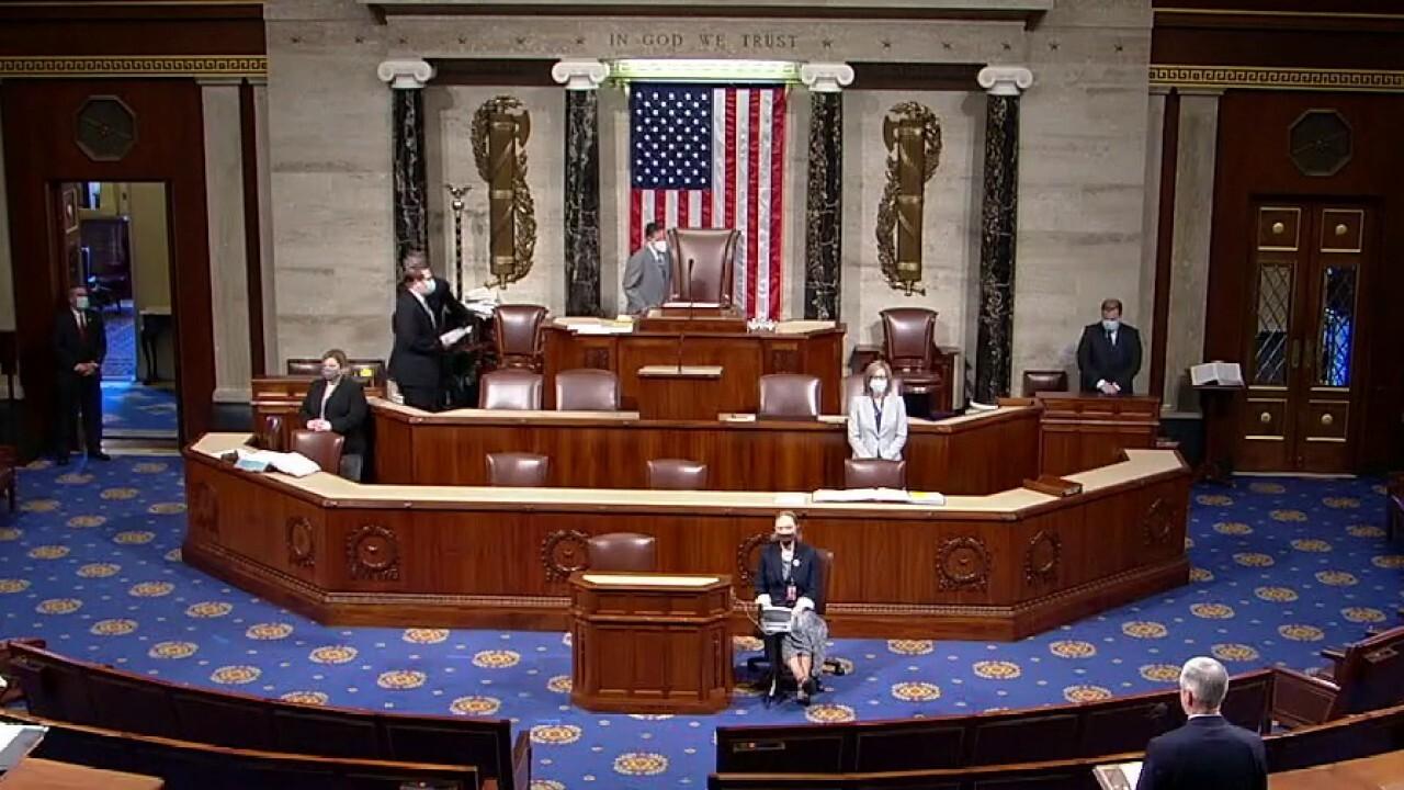 House Democrats at odds over coronavirus spending