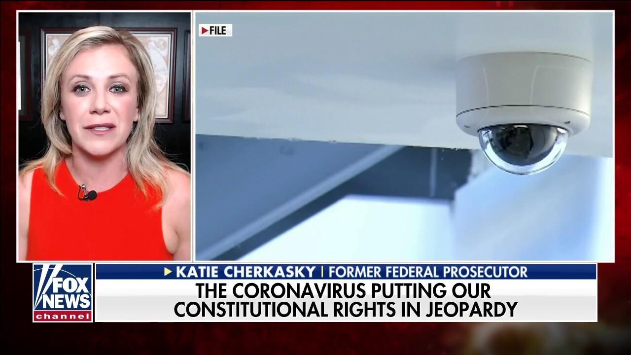 Coronavirus pandemic impacting Americans' constitutional rights