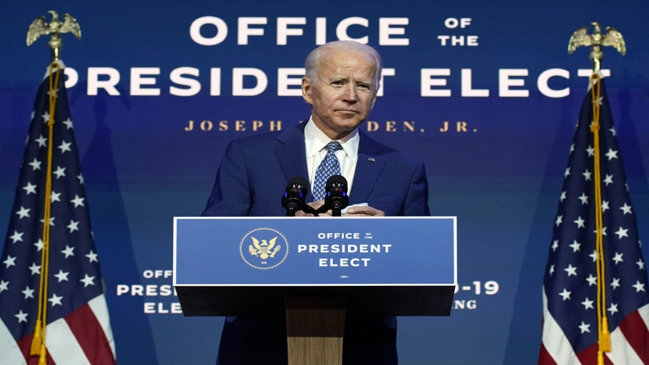 Why doesn't Biden camp want to know truth about voting irregularities?