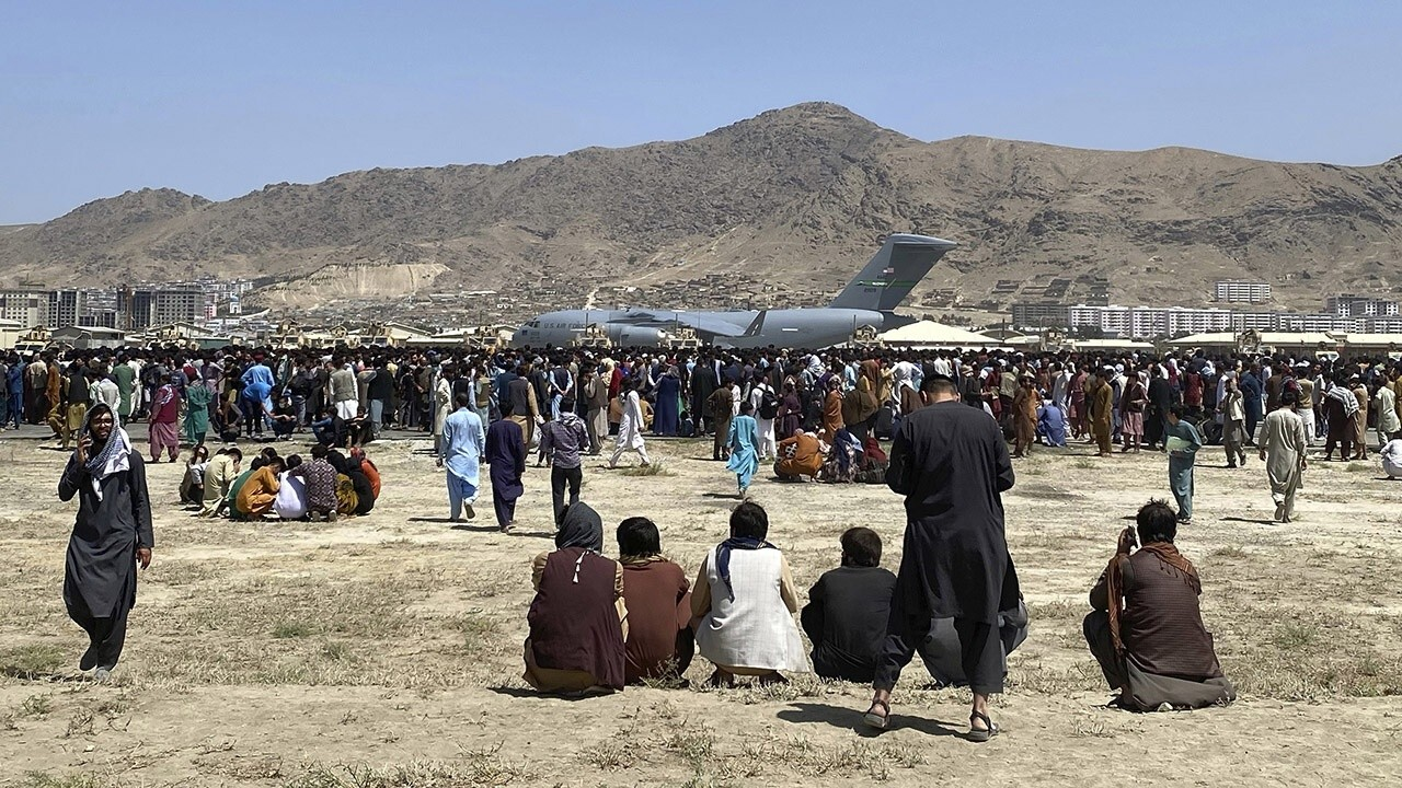 California students, parents stranded in Afghanistan amid Taliban takeover