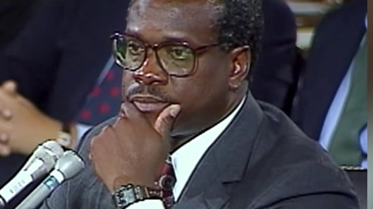 Helgi Walker: Clarence Thomas' Erbe ist eine alle sollten die Amerikaner bewundern