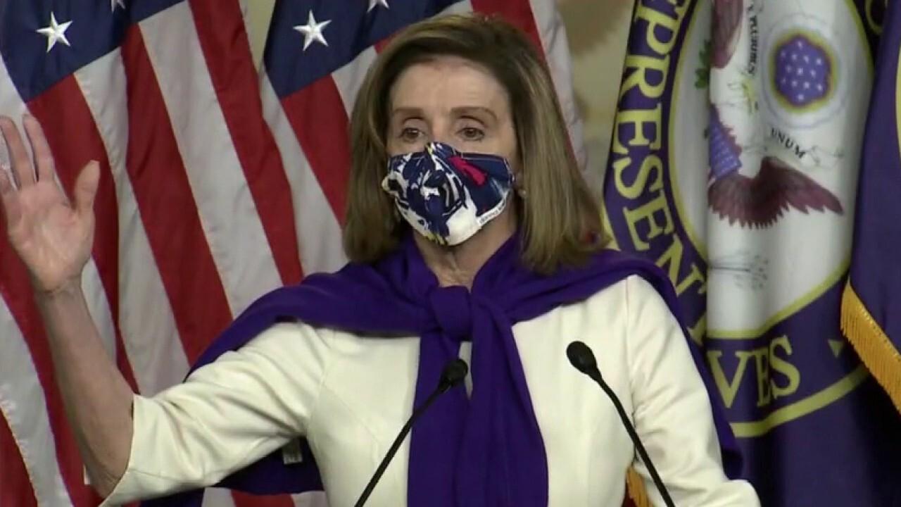 Nancy Pelosi 'will be the next speaker': Rep. Jeffries