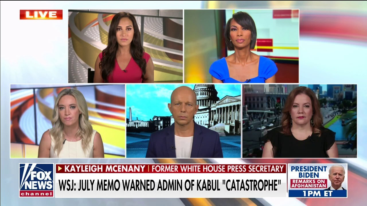 Kayleigh McEnany: 'The Biden Administration was caught flat-footed'