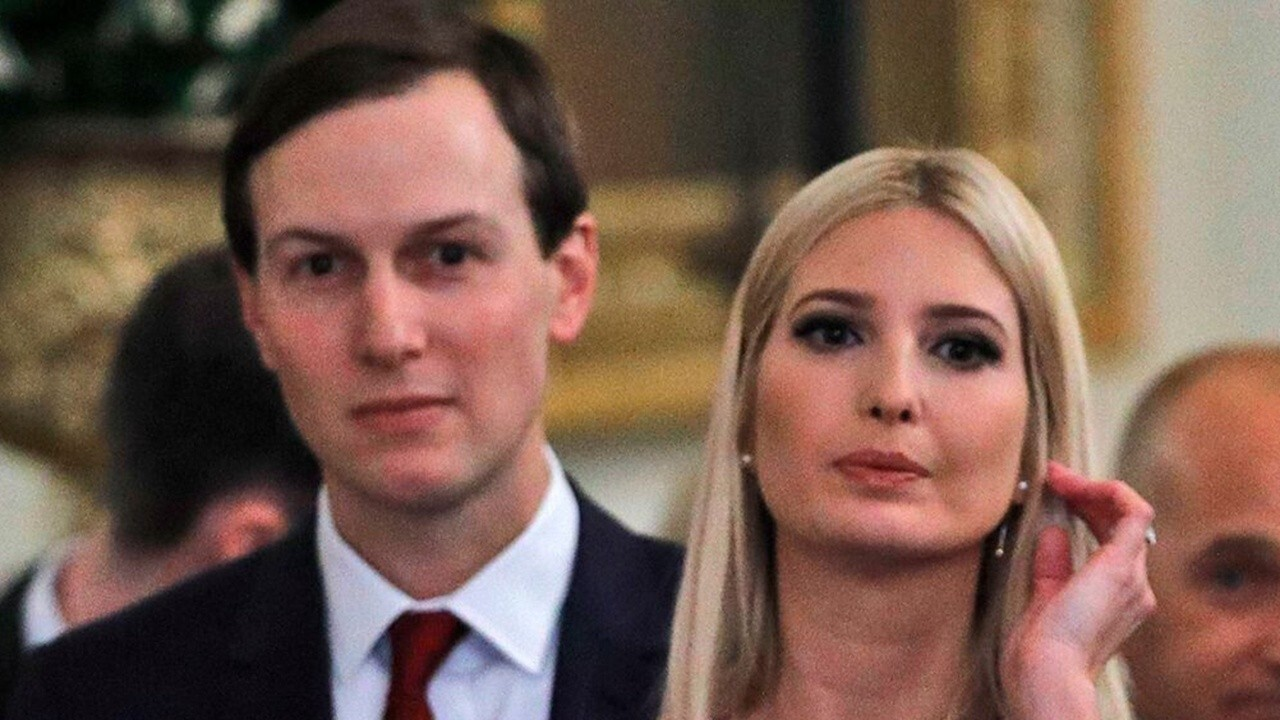 White House council to reopen America to include Ivanka Trump, Jared Kushner