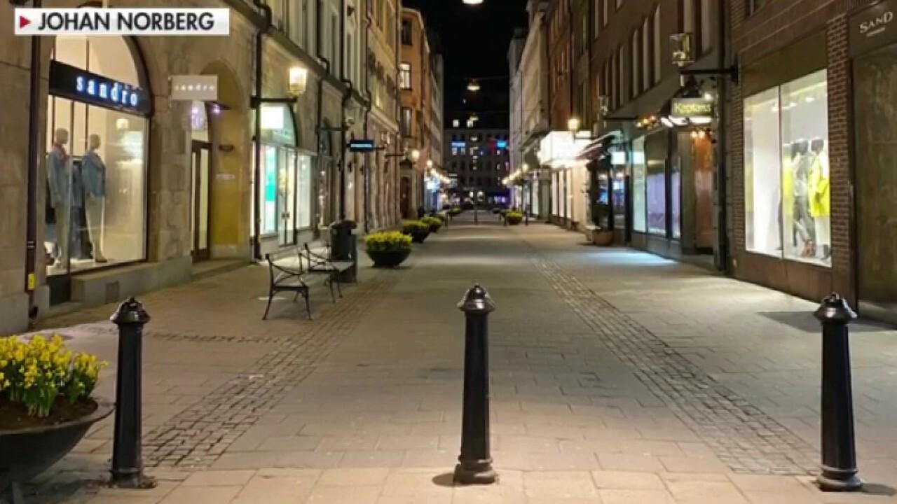 Sweden defends no lockdown plan; says coronavirus immunity growing