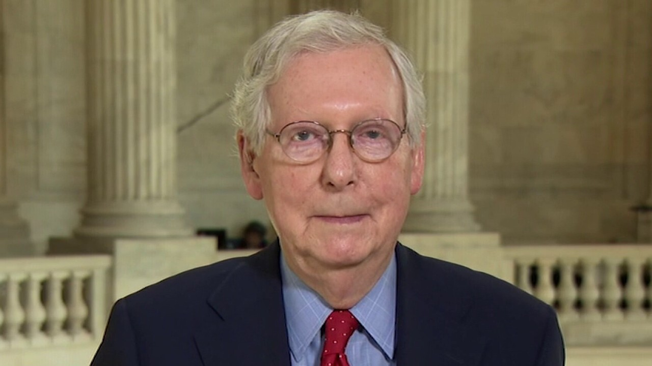 McConnell: 'About time' to discuss SCOTUS nominee instead of process
