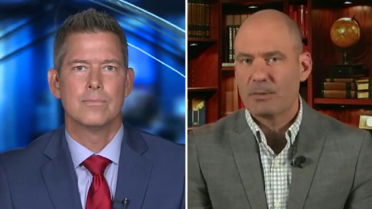 Sean Duffy to Chris Hahn: Don't blame Trump for Biden's Afghanistan