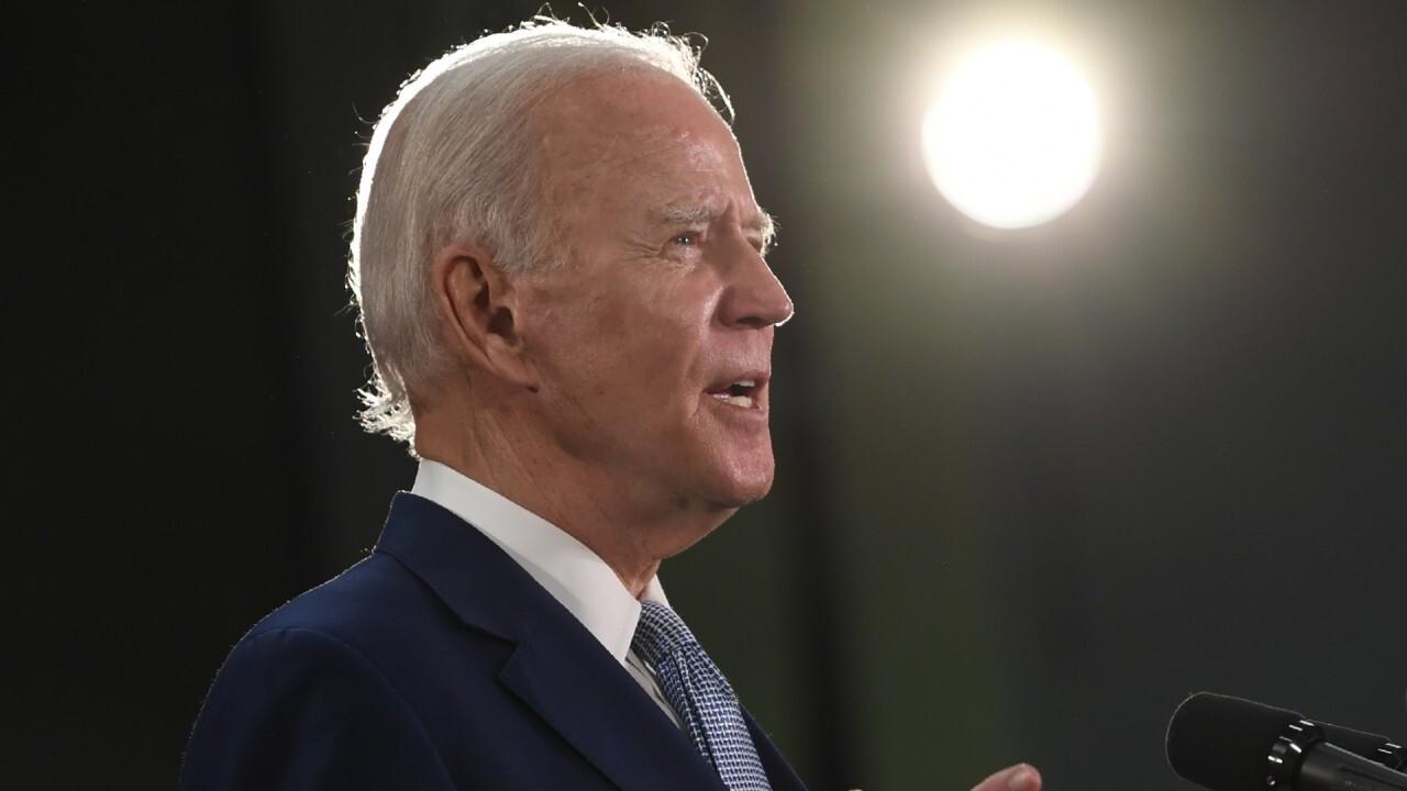 Did Joe Biden just have his 'deplorables' moment?