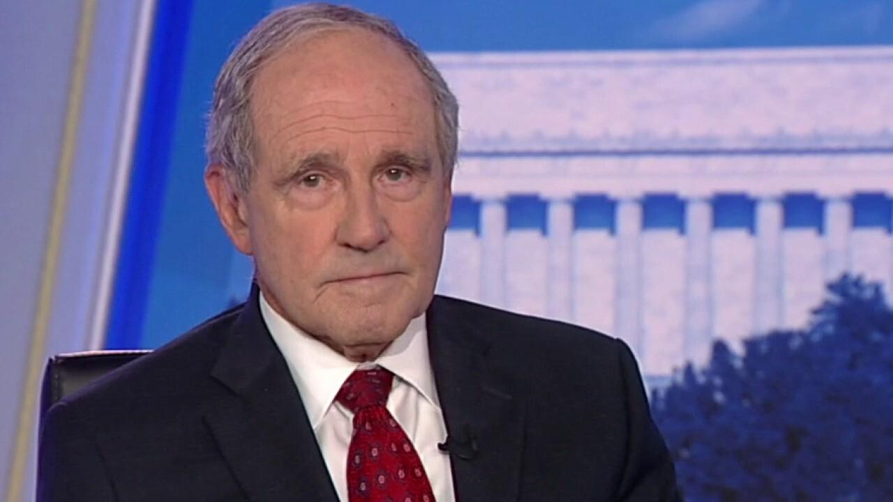Sen. James Risch slams Blinken's answers to questioning over Afghanistan crisis