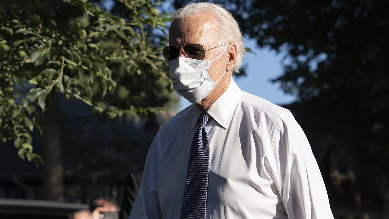 Biden campaign hosts event in Wisconsin on reopening schools