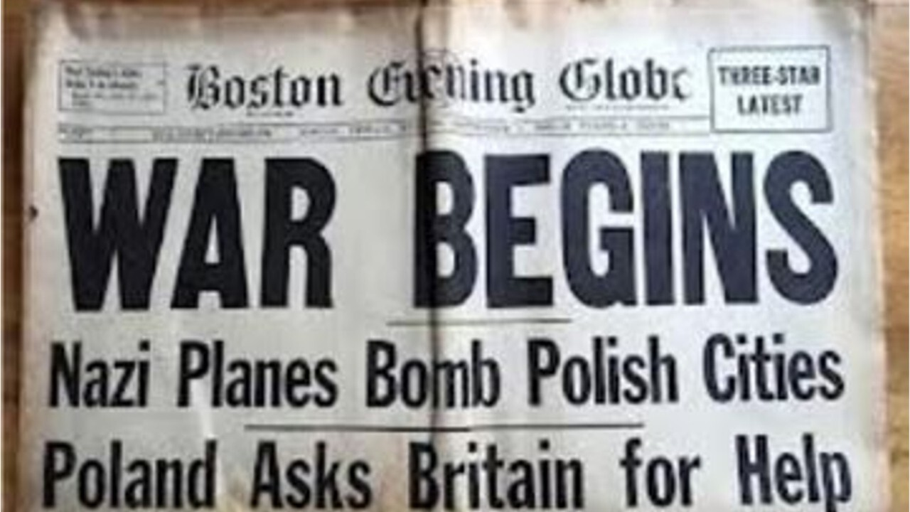 This Day In History: September 1
