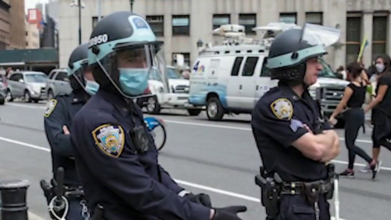 Police unions, departments caution against calls to defund law enforcement