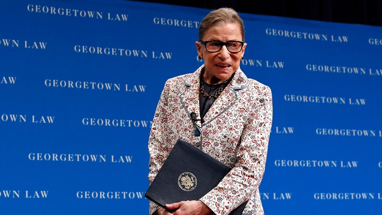 How the legal world is reacting to Ruth Bader Ginsburg's death