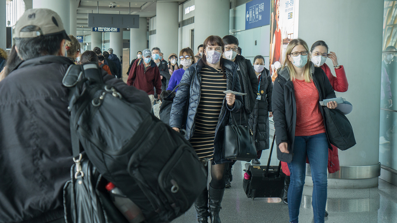 Lawmakers press TSA, CDC to update mask guidance