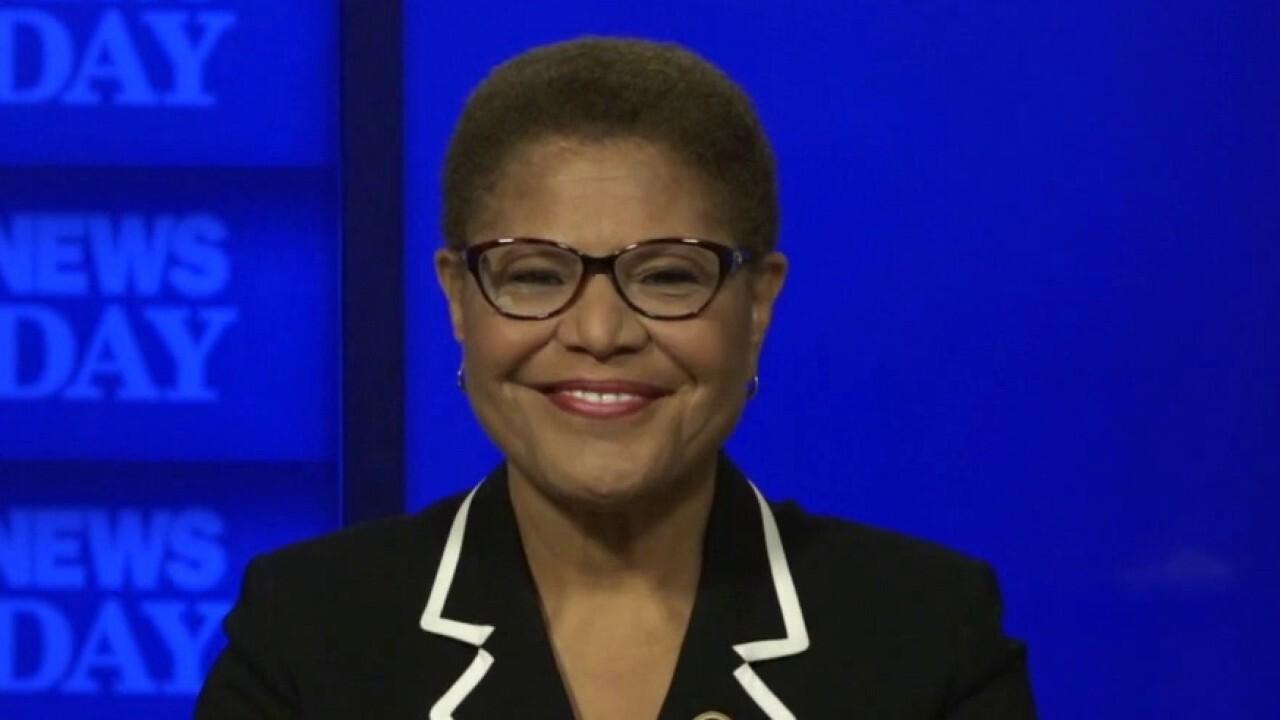 Rep. Karen Bass on Democrats' push for police reform