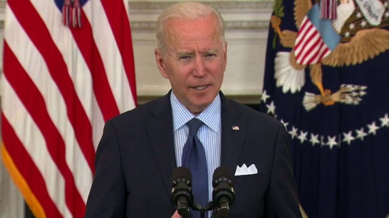 Tax Foundation president: Biden tax plan will make US less competitive globally