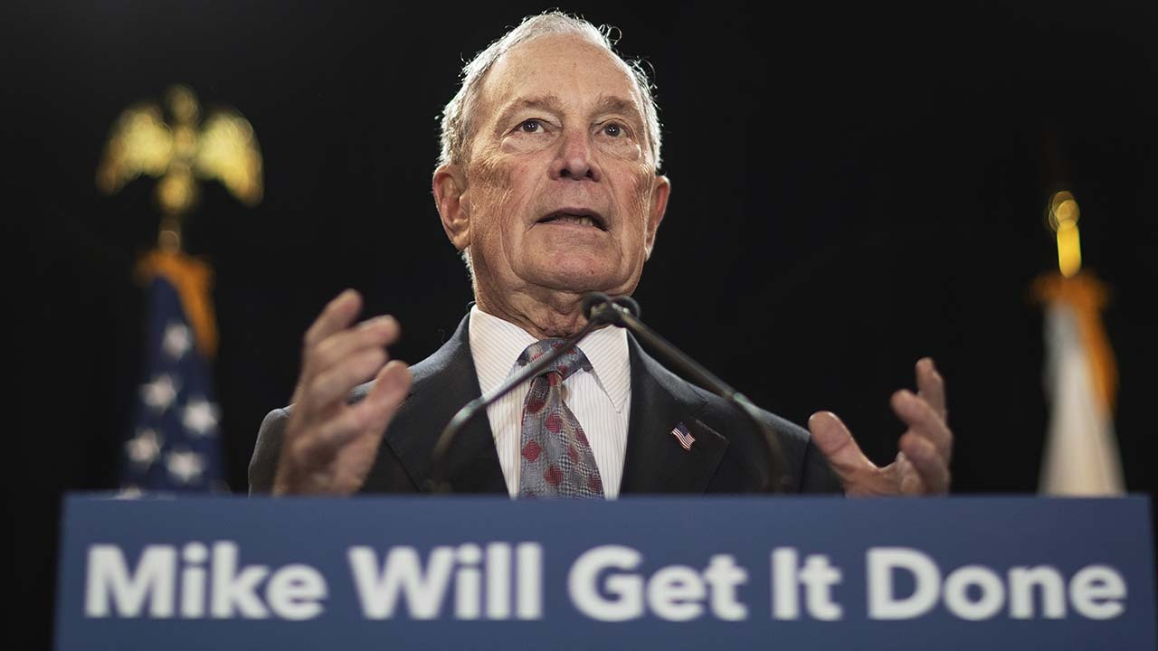 Bloomberg unveils Wall Street reform plan with new financial tax