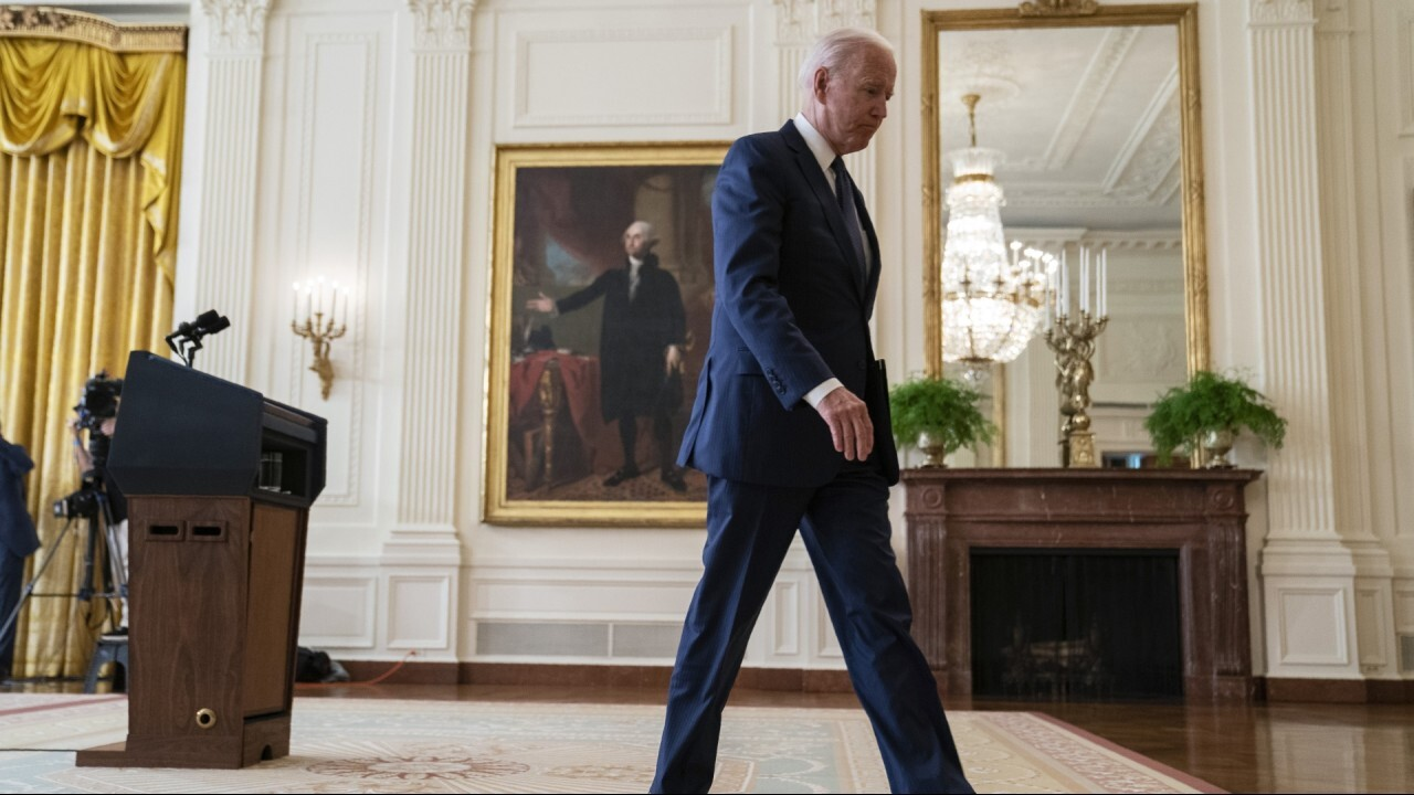 Peggy Grande: Democrats own Afghanistan mess with Biden. They can't denythat they are accomplices