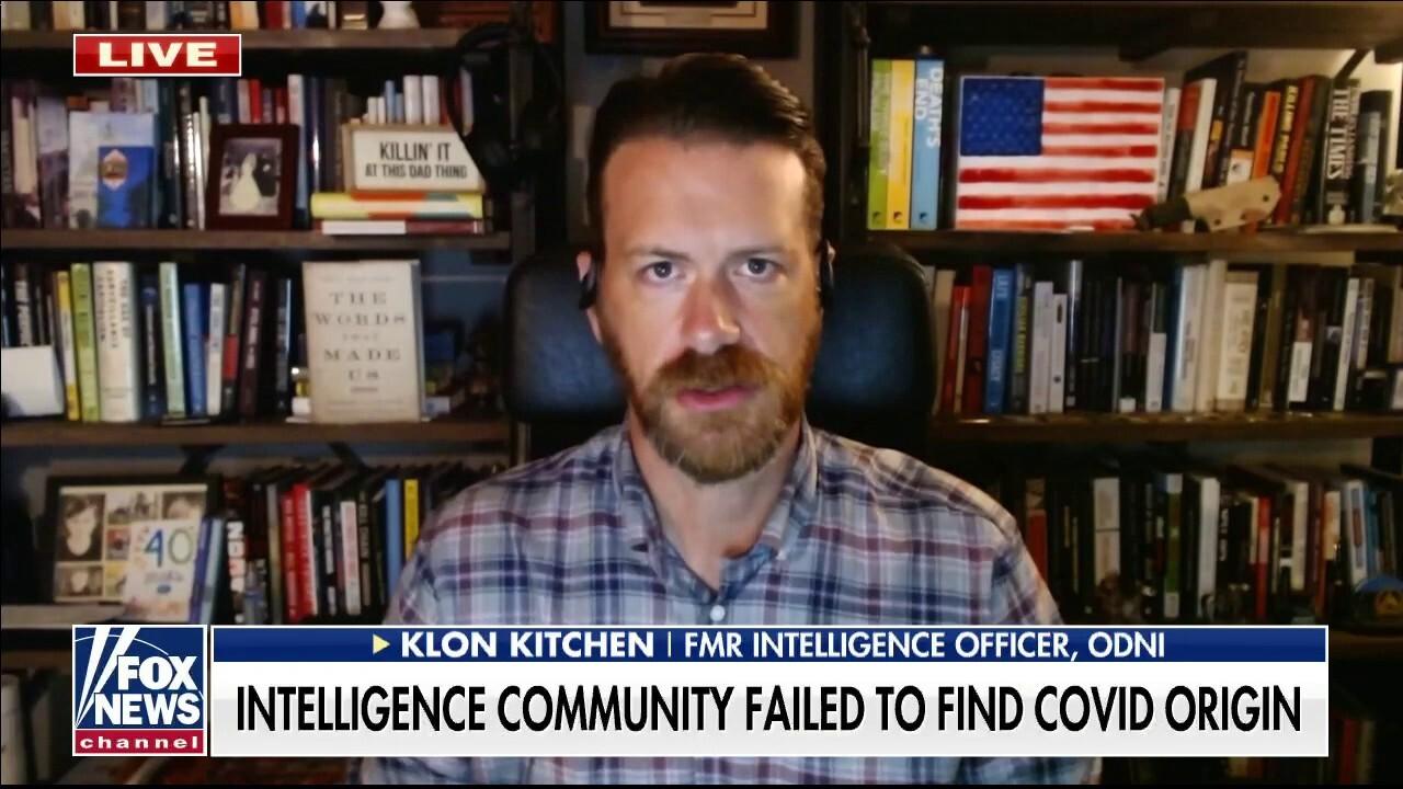 Former ODNI intelligence officer Klon Kitchen on China's government denying the United States information.
