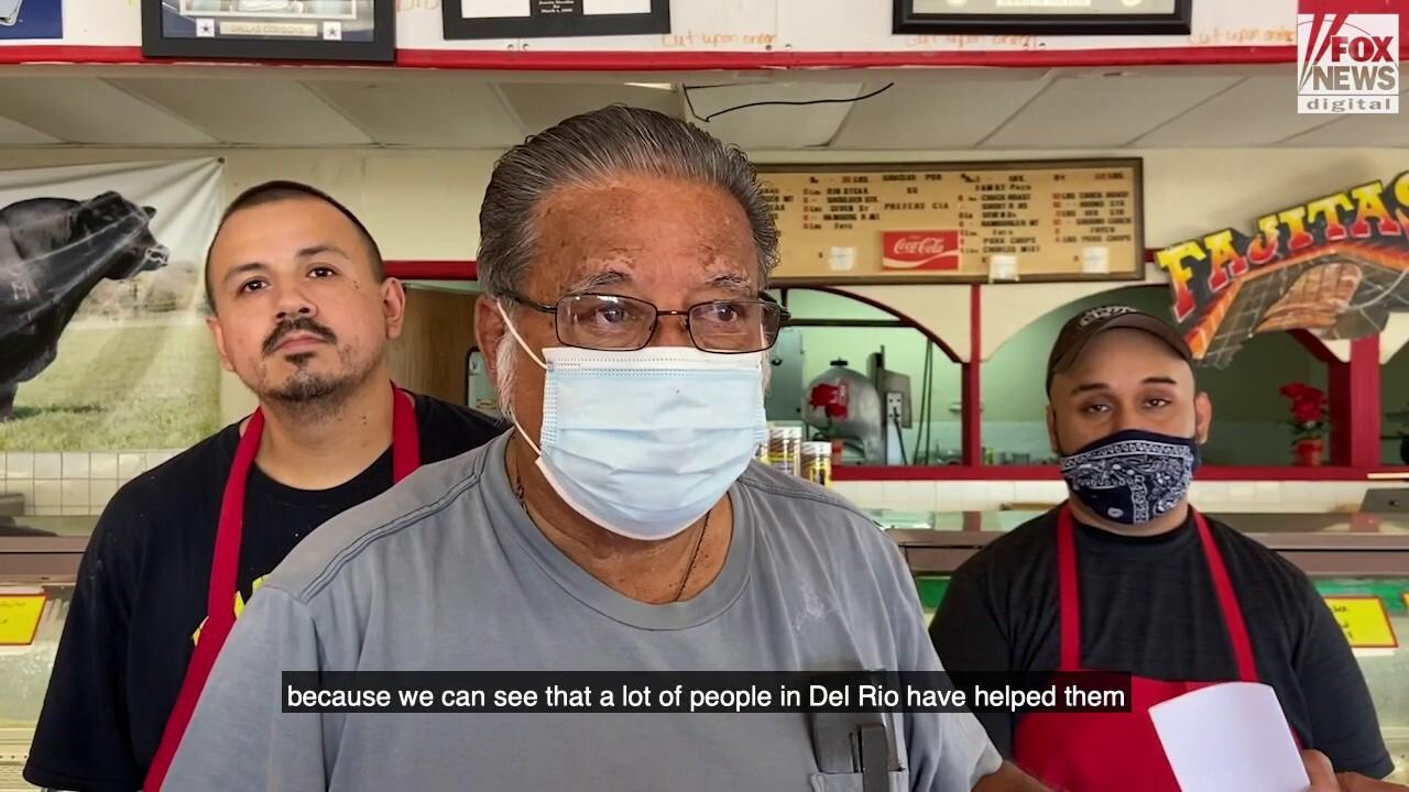 Del Rio community largely supports Border Patrol, despite recent criticism