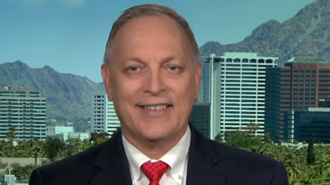 Rep. Biggs on Trump trailing Biden in Arizona, rejects report that President Trump disparaged war dead