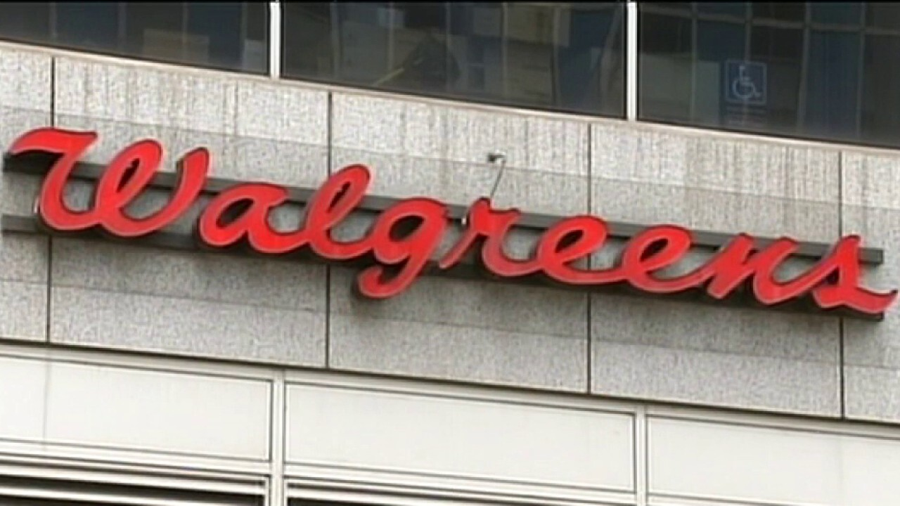 Walgreens partnering with VillageMD; Fox Biz Flash: 7/8.