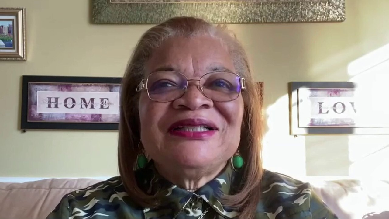 Alveda King gives message of peace, unity: We can stop violence with 'God power'
