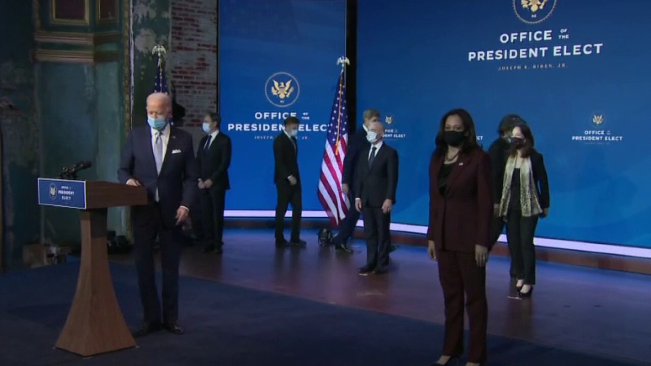 Biden Cabinet picks signal shift from Trump national security policies