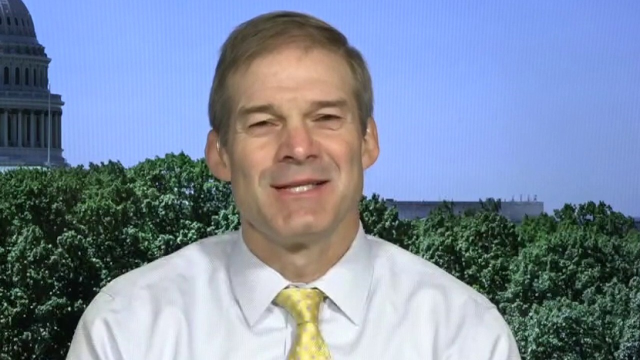 Rep. Jim Jordan: James Comey is the central figure in Michael Flynn case